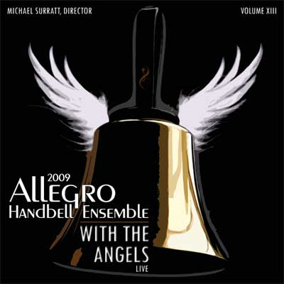 Allegro Handbell Ensemble - With the Angels