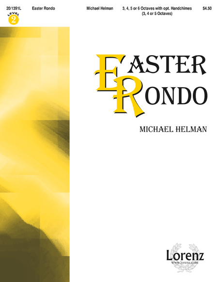 Cover of Easter Rondo