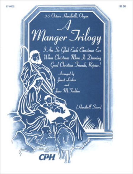 Cover of A Manger Trilogy