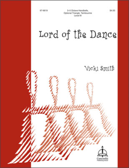 Cover of Lord Of The Dance