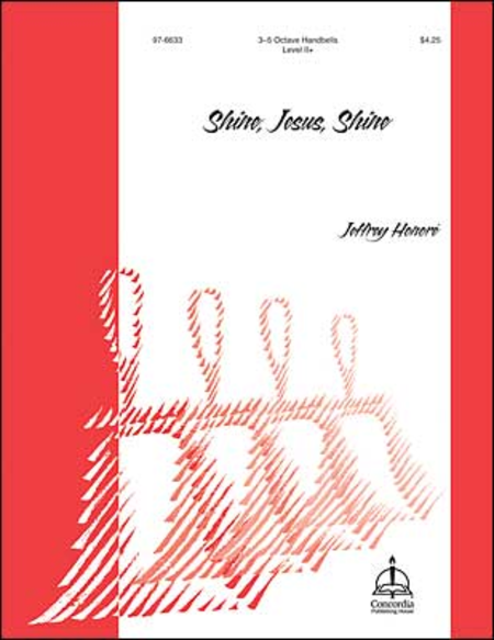 Cover of Shine, Jesus Shine
