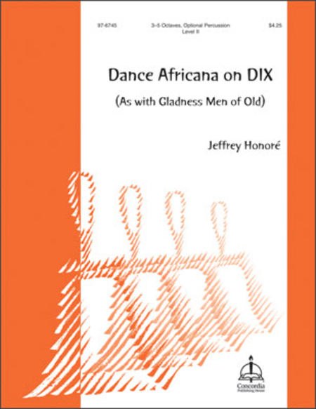 Cover of Dance Africana On Dix