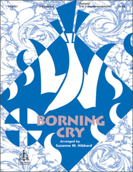 Cover of Borning Cry