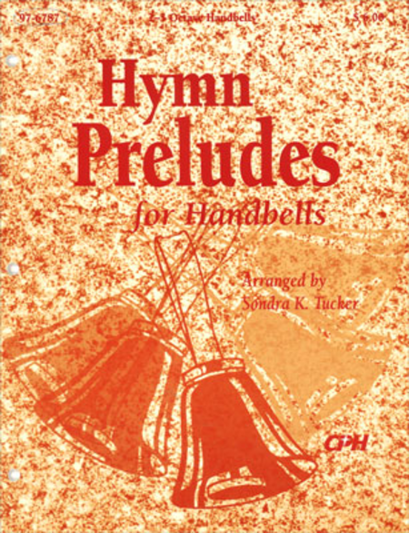 Cover of Hymn Preludes For Handbells