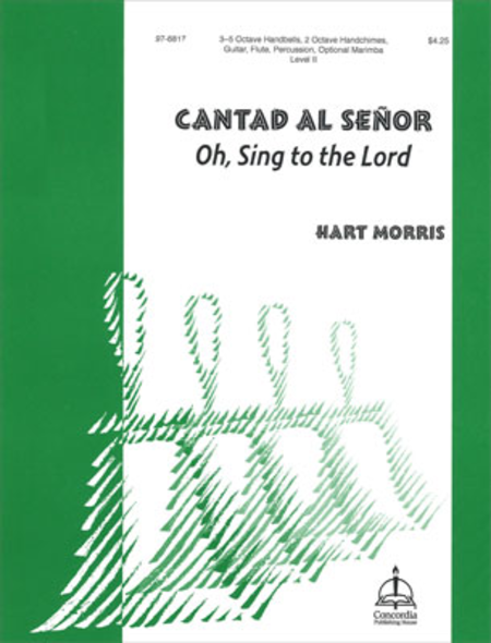 Cover of Cantad Al Senor