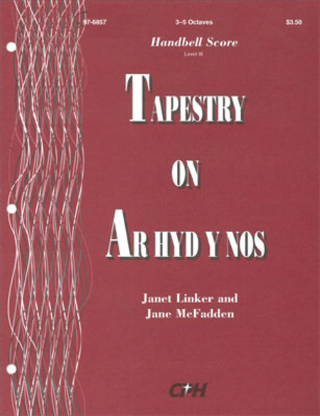 Cover of Tapestry On Ar Hyd Y Nos