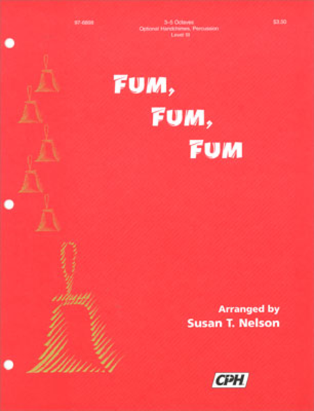 Cover of Fum, Fum, Fum