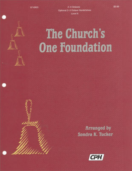 Cover of The Church's One Foundation