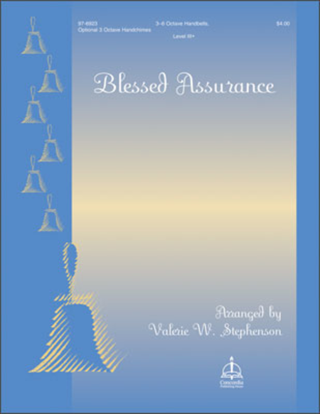 Cover of Blessed Assurance