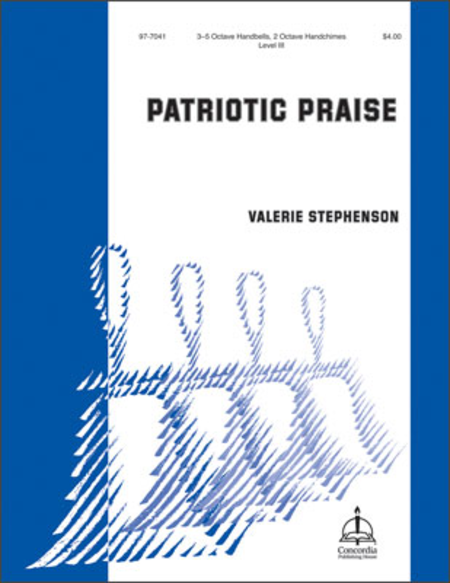 Cover of Patriotic Praise