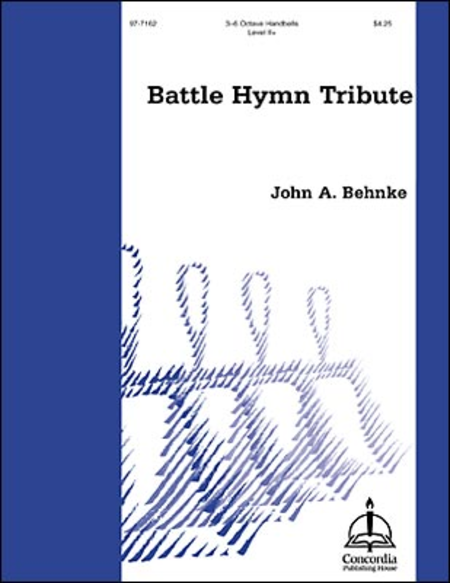 Cover of Battle Hymn Tribute