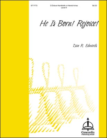 Cover of He Is Born! Rejoice!