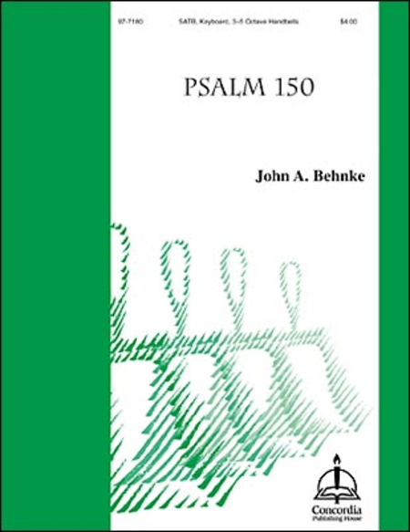 Cover of Psalm 150
