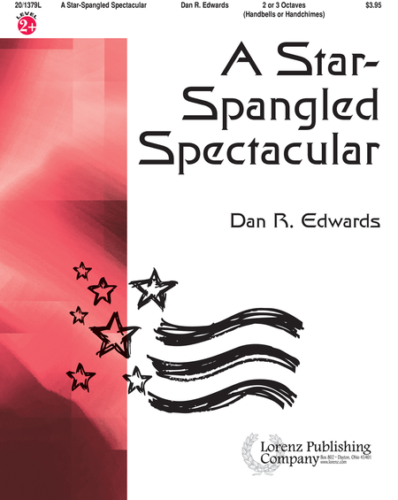 Cover of A Star-Spangled Spectacular