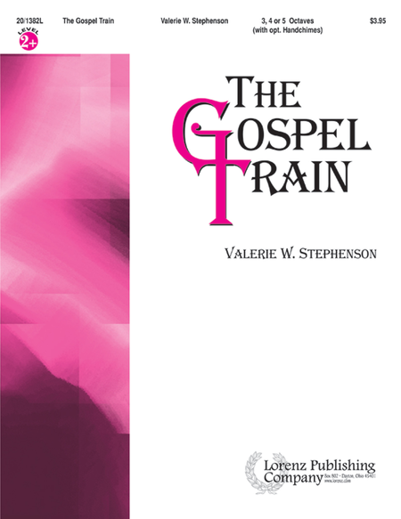 Cover of The Gospel Train