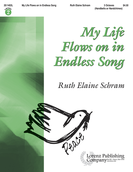 Cover of My Life Flows on in Endless Song