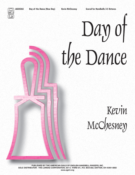 Cover of Day of the Dance