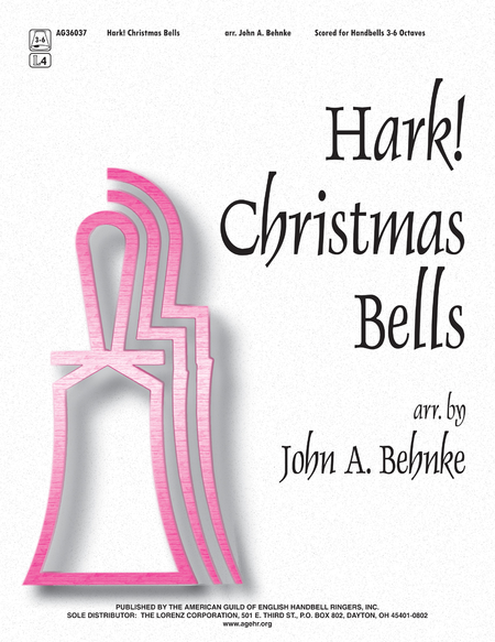 Cover of Hark! Christmas Bells
