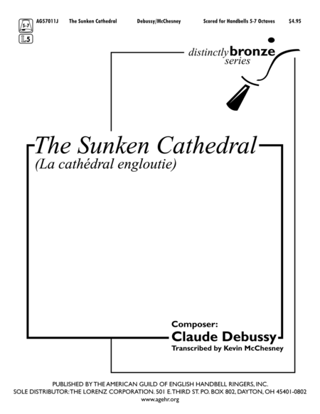 Cover of The Sunken Cathedral