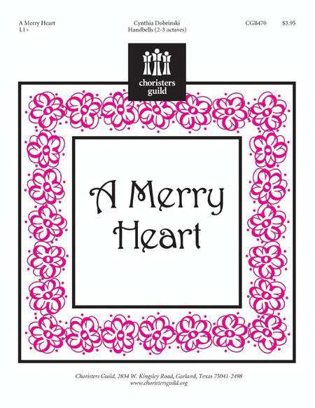 Cover of A Merry Heart