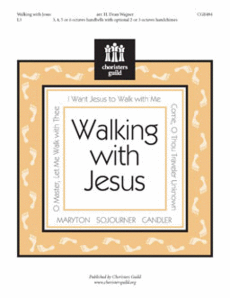 Cover of Walking With Jesus