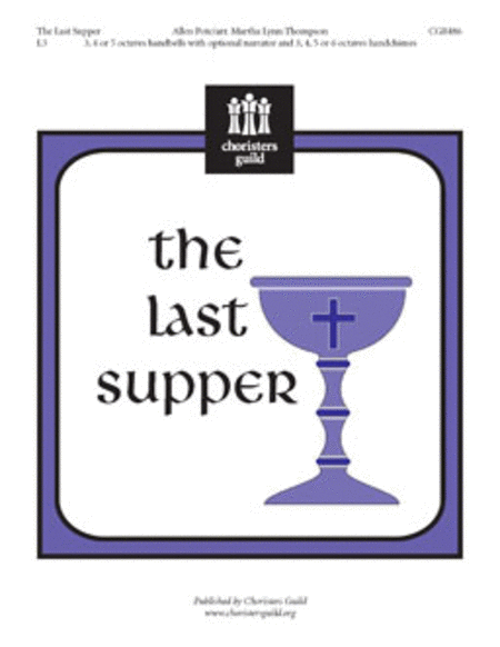 Cover of The Last Supper
