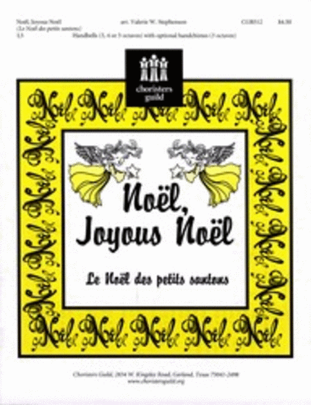 Cover of Noel, Joyous Noel