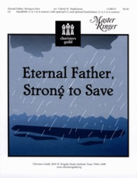 Cover of Eternal Father, Strong to Save