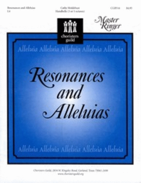 Cover of Resonances and Alleluias