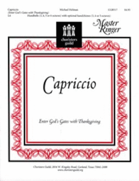 Cover of Capriccio