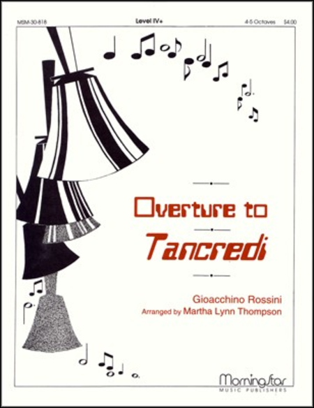 Cover of Overture to Tancredi
