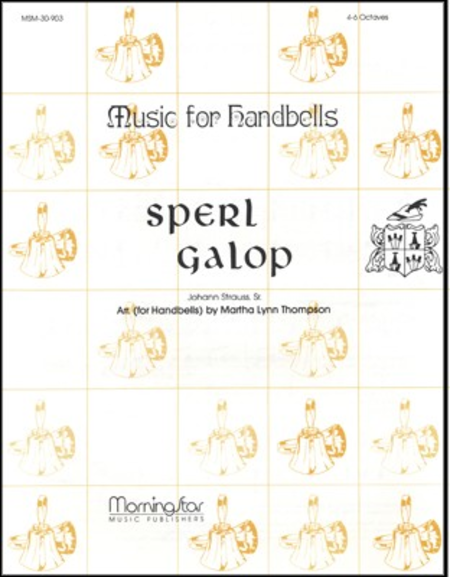 Cover of Sperl Galop