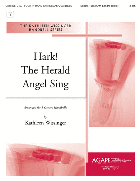 Cover of Four-In-Hand Christmas Quartets