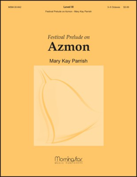 Cover of Festival Prelude on Azmon