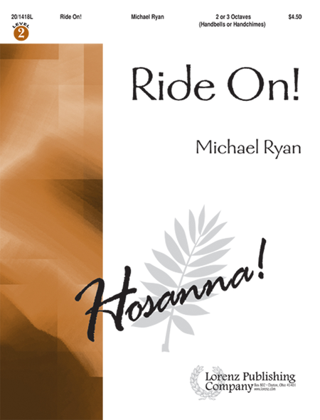 Cover of Ride On!