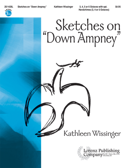 "Cover of Sketches on ""Down Ampney"""