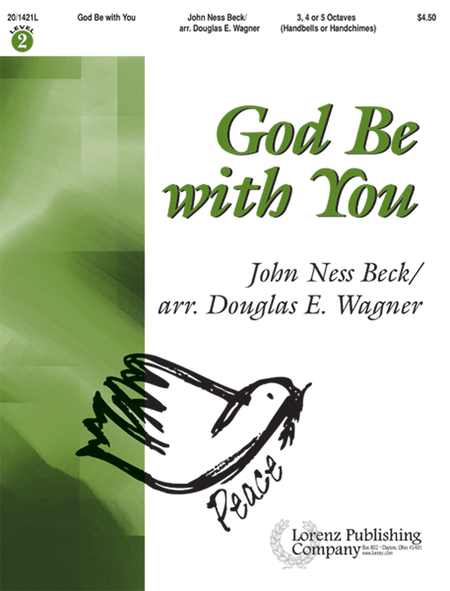 Cover of God Be with You