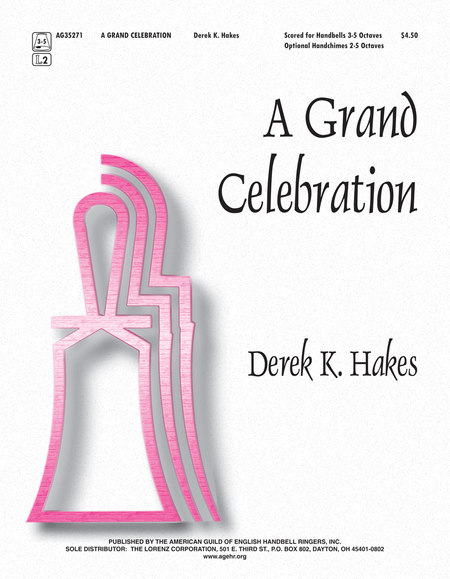 Cover of A Grand Celebration