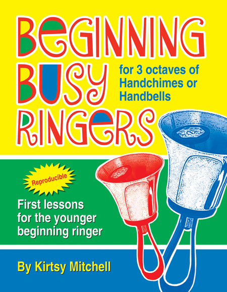 Cover of Beginning Busy Ringers