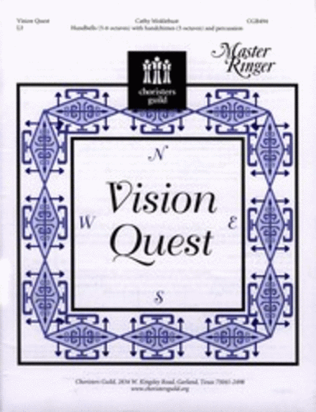 Cover of Vision Quest