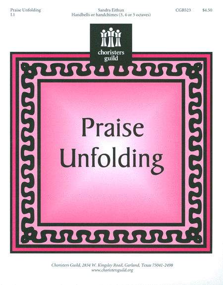 Cover of Praise Unfolding