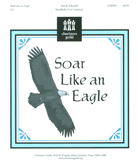 Cover of Soar Like an Eagle