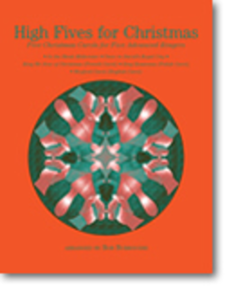 Cover of High Fives for Christmas