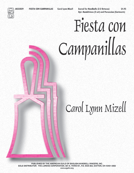 Cover of Fiesta con Campanillas