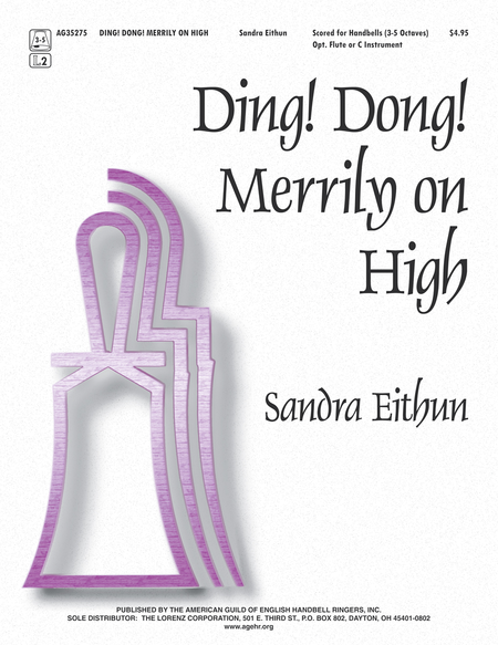 Cover of Ding! Dong! Merrily on High