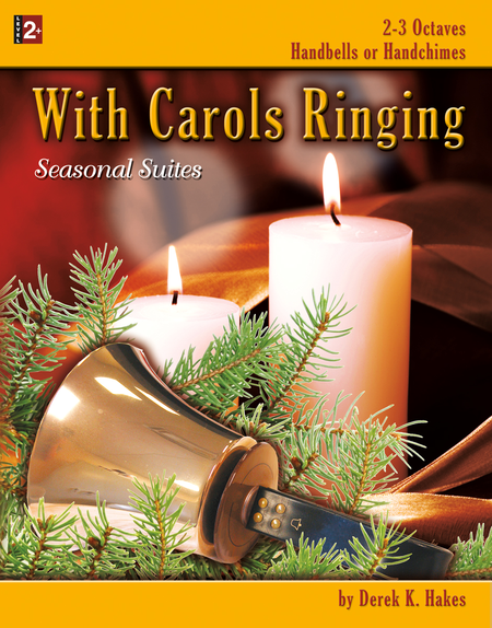 Cover of With Carols Ringing