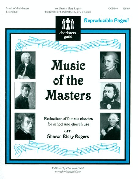 Cover of Music of the Masters