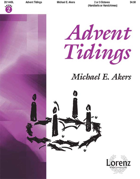 Cover of Advent Tidings