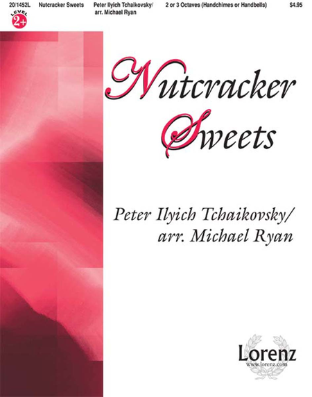 Cover of Nutcracker Sweets
