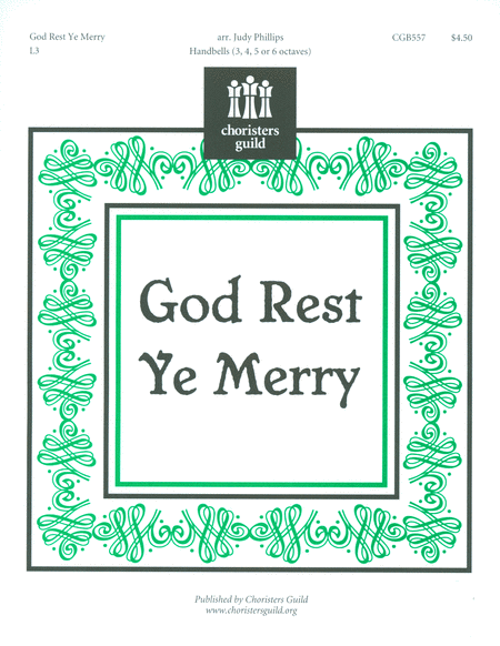 Cover of God Rest Ye Merry